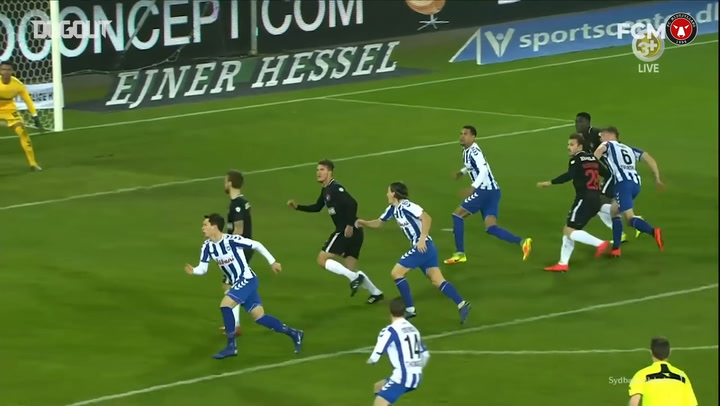 FC Midtjylland's greatest goals vs OB