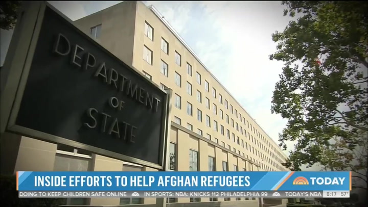 NBC's McFadden: State Department Doesn't Have 'Real Number' of People with Legal Status Stuck in Afghanistan, 'Not Really Monitoring'