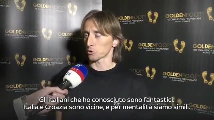 """Modric: """"Mi presente y mi futuro están en el Real Madrid"""""""