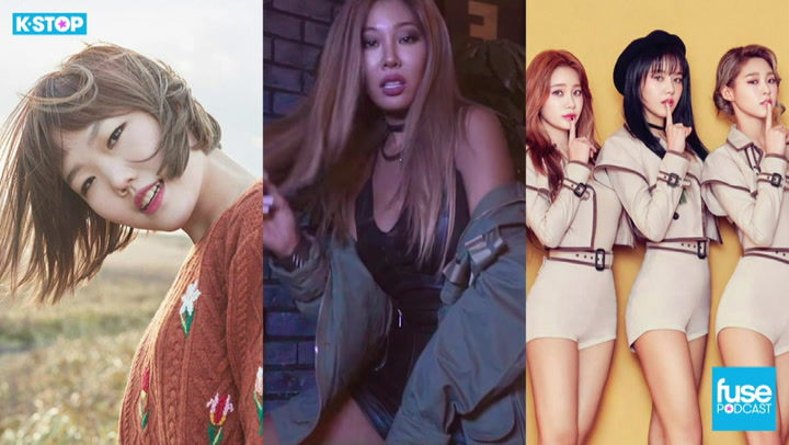 AOA, Akdong Musician, Jessi, Dumbfoundead, K Pop Albums We Need in 2017: K Stop