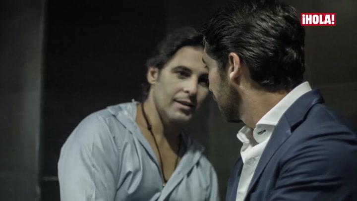\'Making of\': El \'aterrador\' videoclip de Kiko Rivera junto a sus hermanos