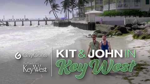 Kit Williamson & John Halbach in KEY WEST