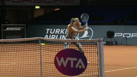 La tenista rusa Maria Sharapova anuncia su retiro