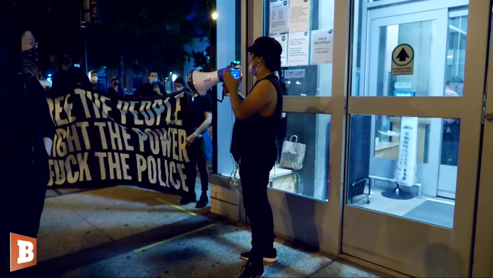 BLM Protesters Threaten to Shut Down D.C. Whole Foods for Gentrifying Black and Brown Communities