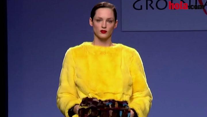 Fashion Week Madrid otoño-invierno 2014-2015: Jesús Lorenzo