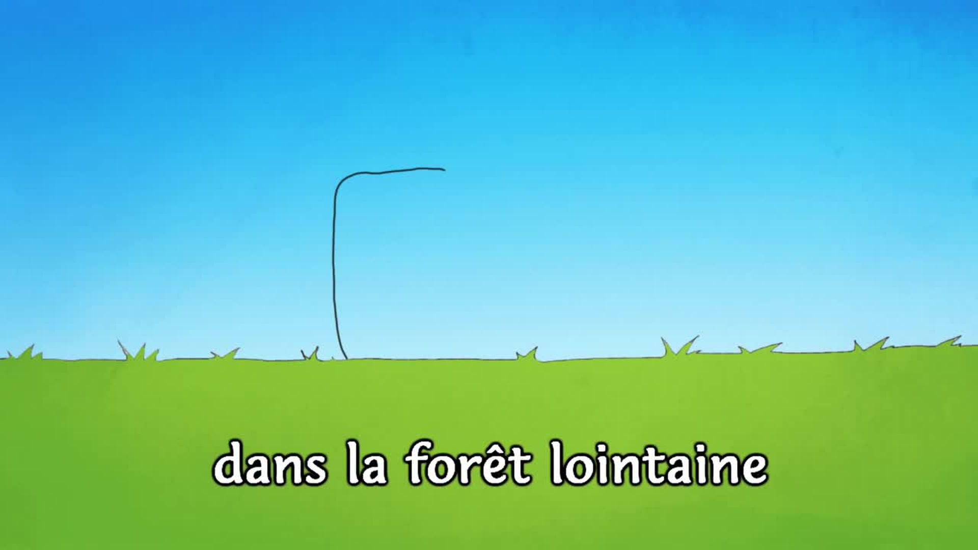 Vidéo De La Chanson Dans La Forêt Lointaine