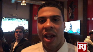 Ryan Reaves describes his new beer