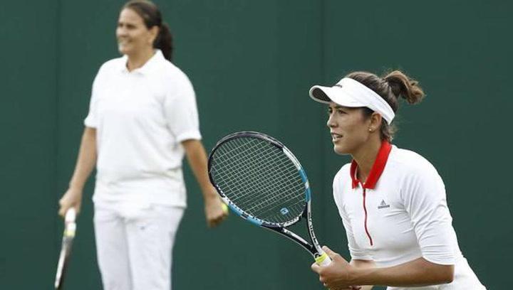 Garbiñe Muguruza empieza a preparar el US Open