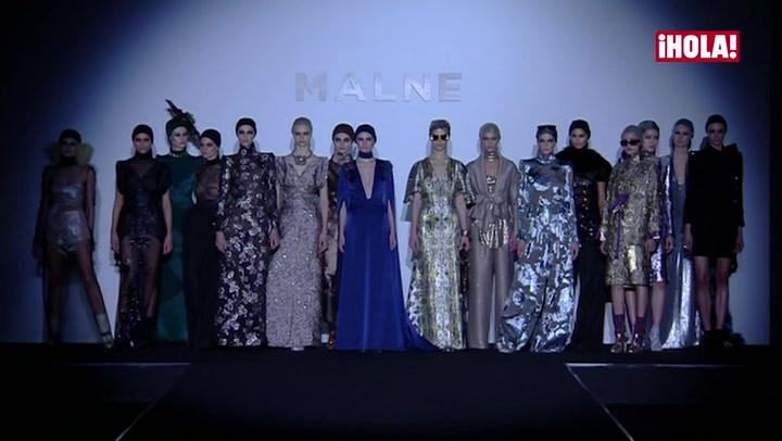 Fashion Week Madrid otoño-invierno 2017-2018: Malne