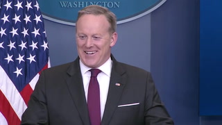 Spicy moments with Sean Spicer