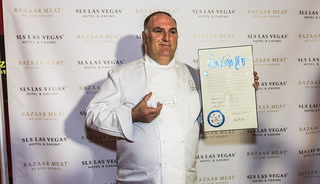 Jose Andres gets key to the Strip