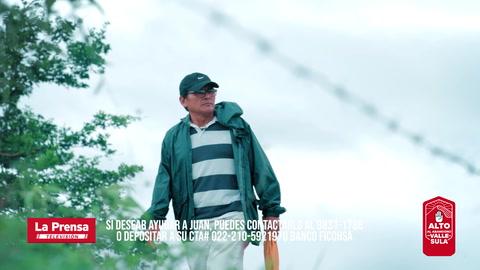 Salvemos al Valle: Huracanes le quitaron todo a Juan Laínez
