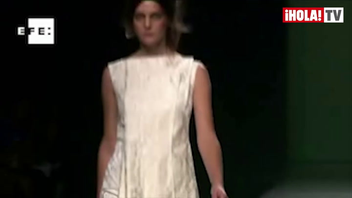 Fashion Week Madrid primavera-verano 2014: Devota & Lomba