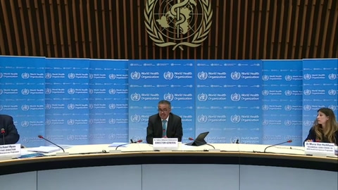 OMS insta a los gobiernos a que actúen para eliminar el virus