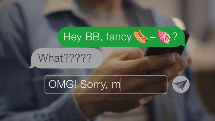 Durex pleit voor emoji van condoom