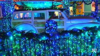 Cowabunga Bay Christmas Town