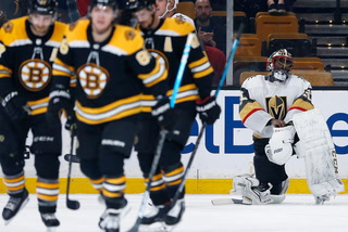 Golden Edge: Knights Coming Home After Loss To Boston