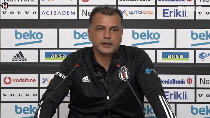 Yardımcı Antrenör Murat Şahin, Rio Ave Maçı Öncesi Açıklamalarda Bulundu