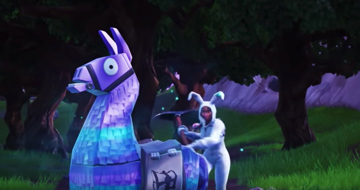 fortnite supply llama locations where to find them on the map inverse - fortnite lama spawn