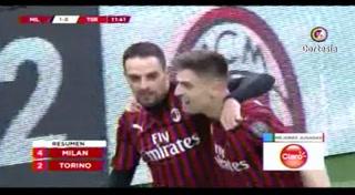 El Milan se mete en las semifinales de Copa, donde se enfrentará a la Juventus