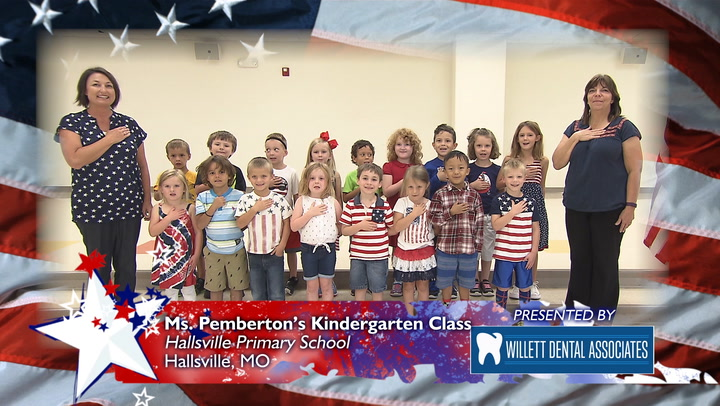 Hallsville Primary School - Ms. Pemberton's Kindergarten