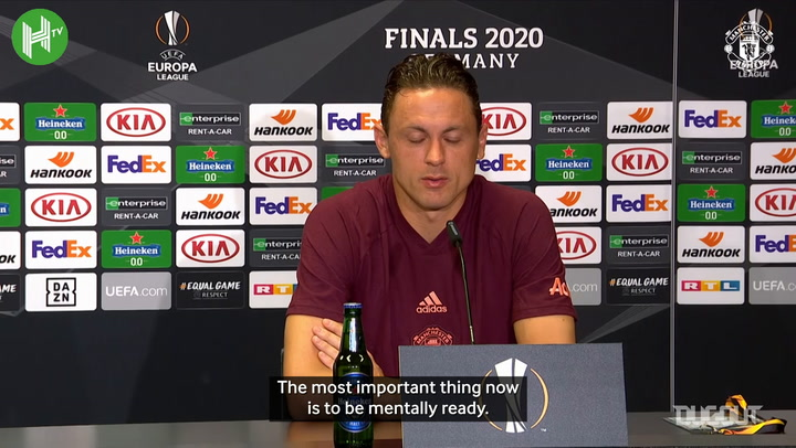 Matić: Europa League will be decided by mental strength