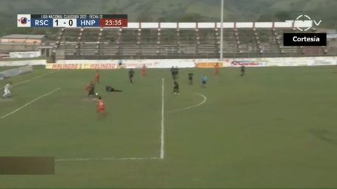 Real Sociedad 3-1 HNP (Liga Salvavida)