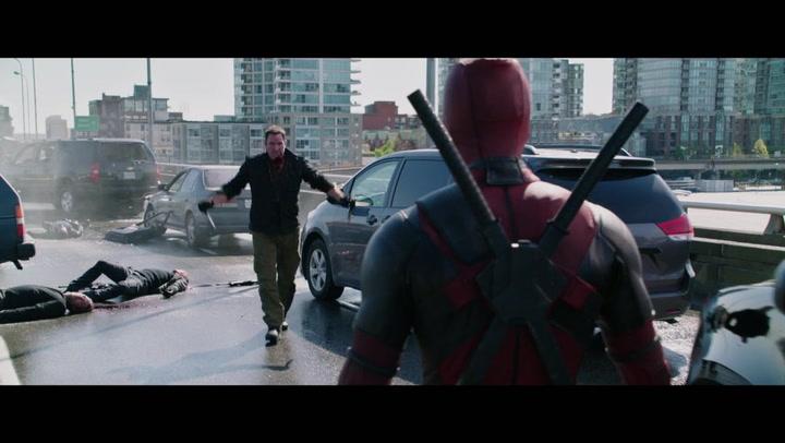 Deadpool - Trailer No. 1