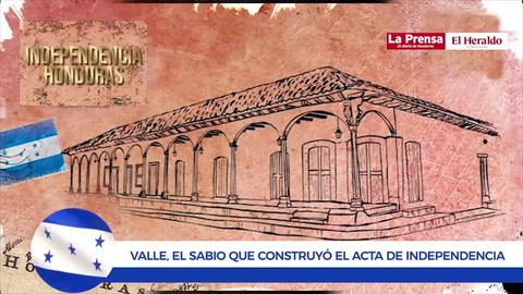 Bicentenario: Valle, el sabio que construyó el acta de independencia