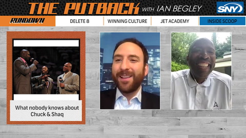 The Putback with Ian Begley: Kenny 'The Jet' Smith joins the show