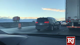I-15 closed at St. Rose Parkway