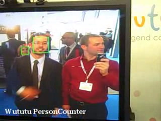 SCREEN MEDIA EXPO: Wututu's PersonCounter measurement system