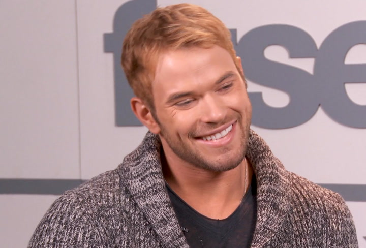 Shows: Top 20: Kellan Lutz Interview 2