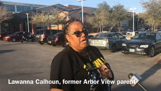 Former Arbor View parent talks about racial issues at the school