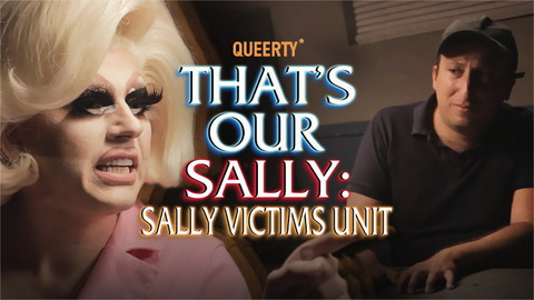 Trixie Mattel in SALLY VICTIM'S UNIT with Michael Henry