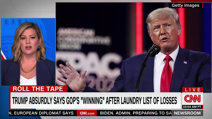 CNN's Keilar: Trump Is 'The Everlasting Gobstopper of Lies'