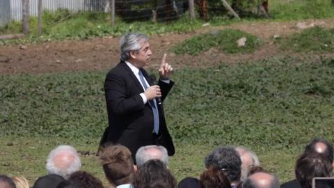 Fernández, el peronista moderado que vuelve a la Casa Rosada en Argentina