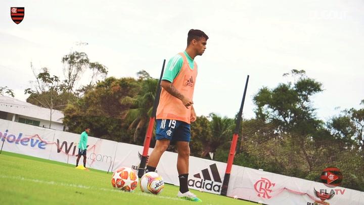 Flamengo começa preparação para duelo contra o Boavista