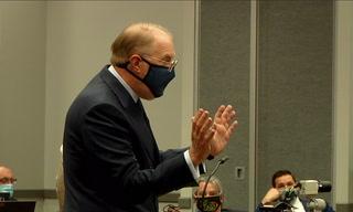 Trial over marijuana licenses held at Las Vegas Convention Center