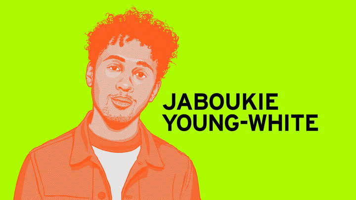 Future Black History Honors Jaboukie Young-White!