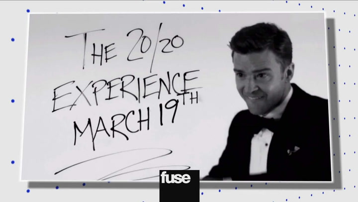 Justin Timberlake Reveals  Album Cover And Track List For 'The 20/20 Experience'