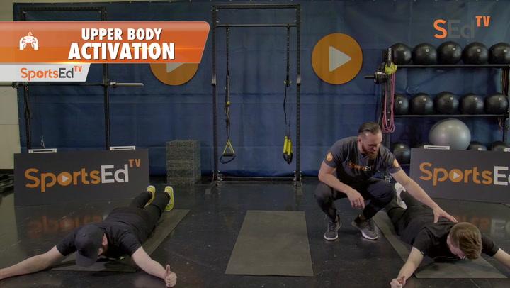 Upper Body Activation: Preparing for Esports Success 2