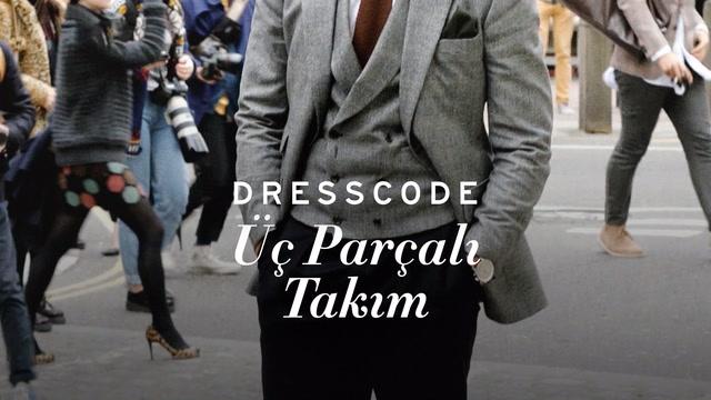 Dress Code - Üç Parçalı Takım