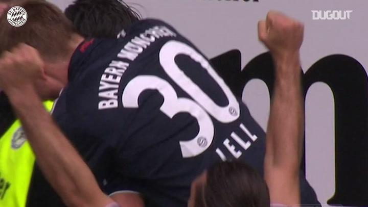 عودة بالذاكرة: لوكا توني يقود بايرن ميونخ لفوز صعب على أرمينيا بيليفيلد