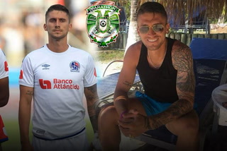Esteban Espíndola sufre asalto en Argentina y evita su fichaje con Marathón