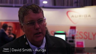 David Smith at ATM & Cash Innovation Europe 2017