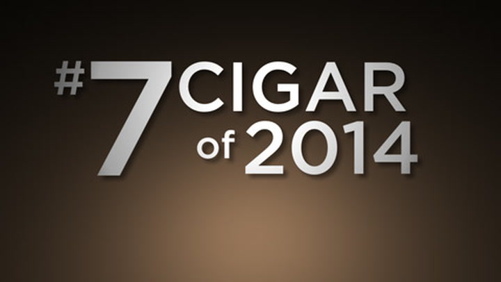 No. 7 Cigar of 2014