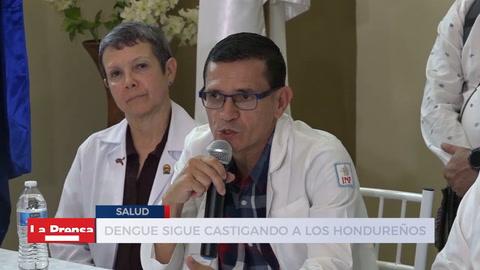 Dengue Sigue Castigando A Los Hondureños