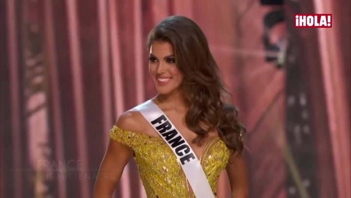Entrevista a Iris Mittenaere, Miss Universo 2016/2017