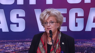 Las Vegas Mayor Goodman Announces Cancer Diagnosis (Full briefing)
